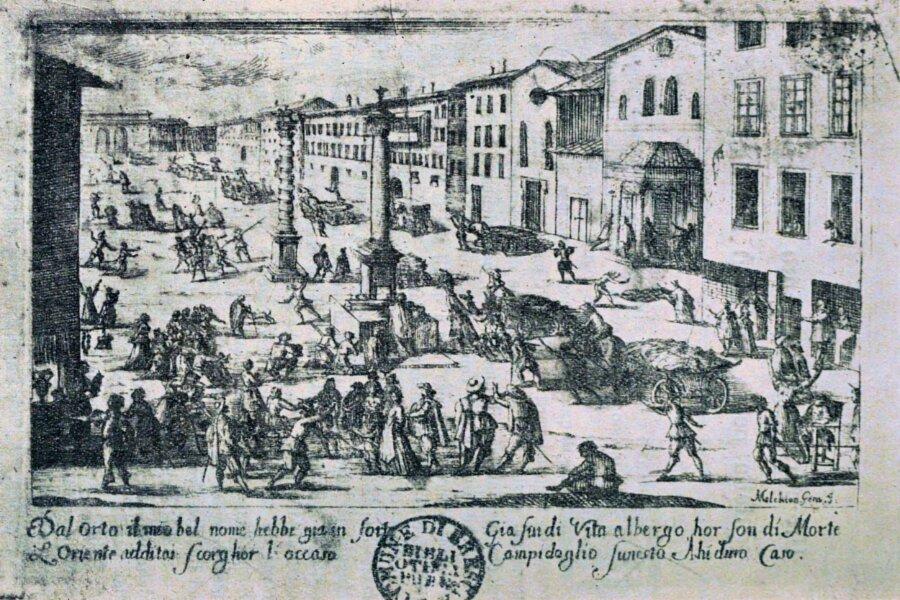 Dalla peste del '600 al restauro della Chiesetta degli Appestati