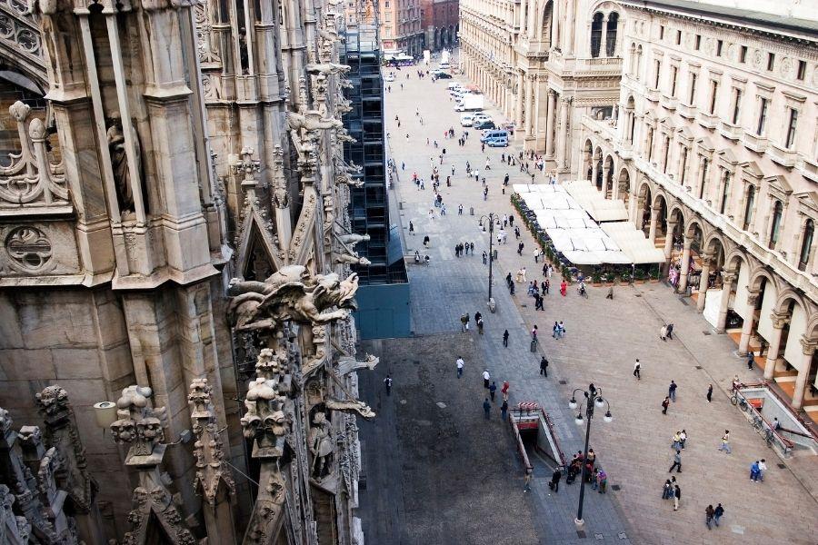 Andare a vivere a Milano per questioni lavorative